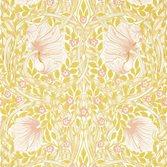 Morris & Co Pimpernel Sunflower/Pink