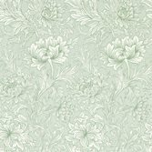 Morris & Co Chrysanthemum Toile Willow