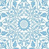Morris & Co St James Ceiling China Blue