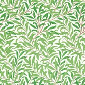 Morris & Co Willow Boughs Leaf Green