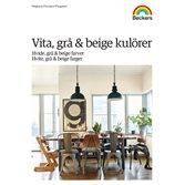 Beckers Beckers Färgkarta Vita, grå, beige kulörer