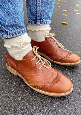 Ruffle Socks