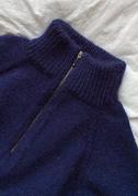 Zipper Sweater - Man