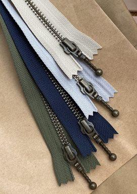 Blixtlås till Zipper Sweater/Jacket