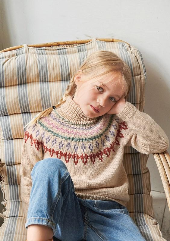 Barndomsgenseren med Høy Hals