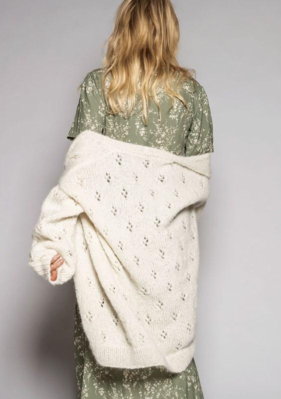Klöver klänning (Norska) Sandnes Garn