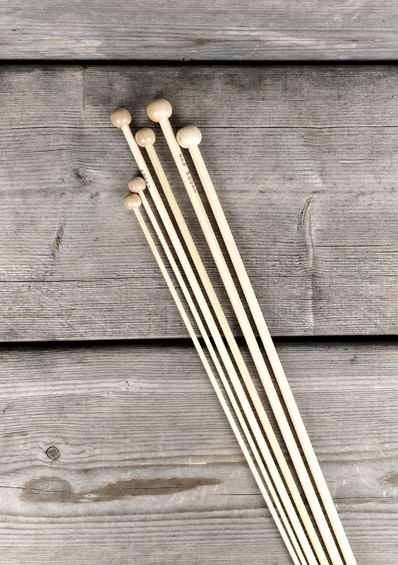 Parstickor Bambu