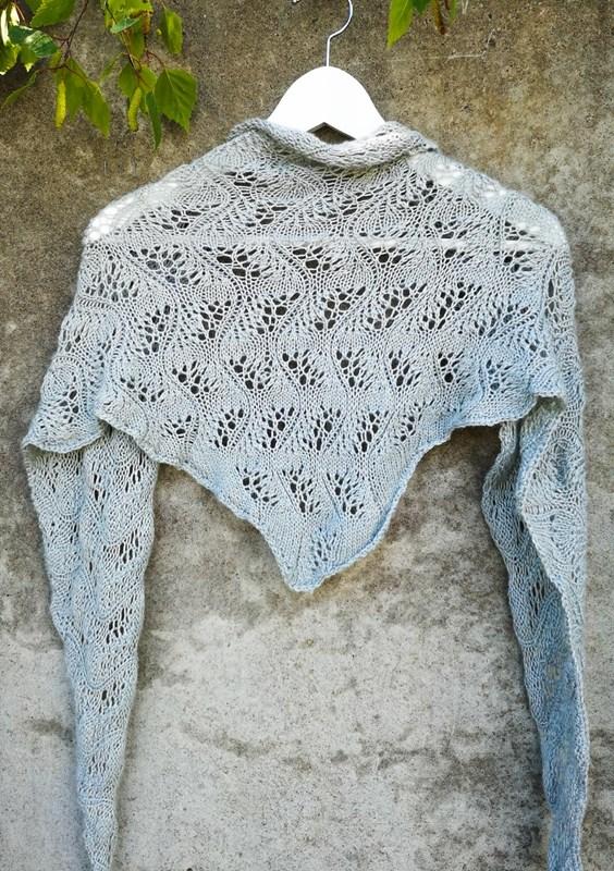 Vågiga sjalen