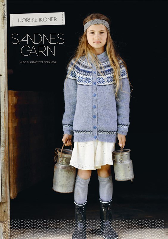 Norske Ikoner Barn (Tema 45)