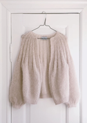 Sunday Cardigan - Mohair Edition