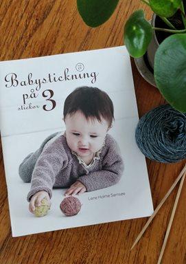 Babystrik på pinde 3 - häfte 01