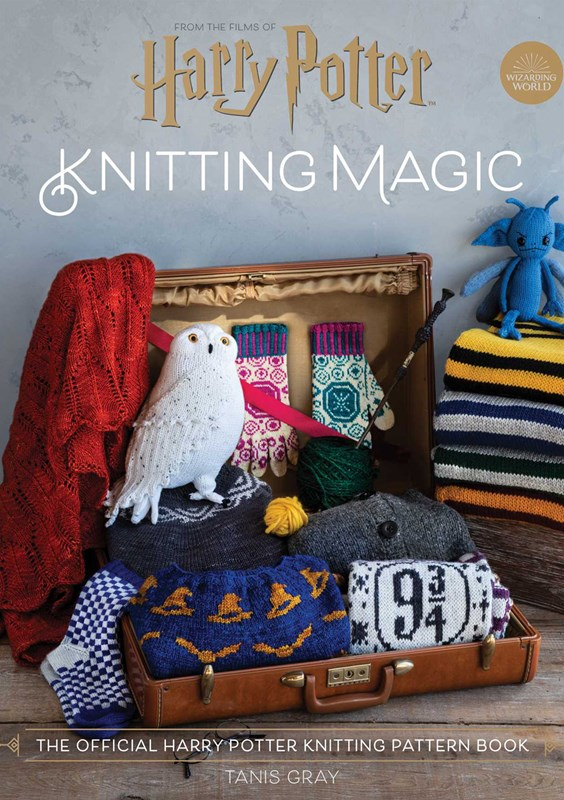 Harry Potter - Knitting Magic