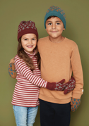 Trær Lue & Votter til Barn