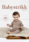 Babystrikk på pinne 3 - häfte 05