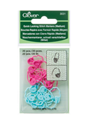 Quick Locking Stitch Markers