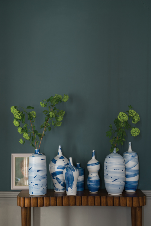 Inchyra Blue Från Farrow and Ball