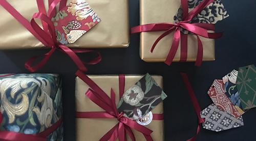 Julklappar inom inredning i Göteborg på Vallgatan