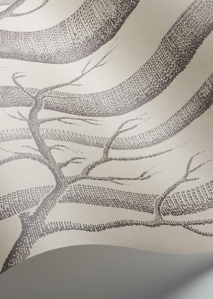 Tapet med träd - Woods - från Cole & Son