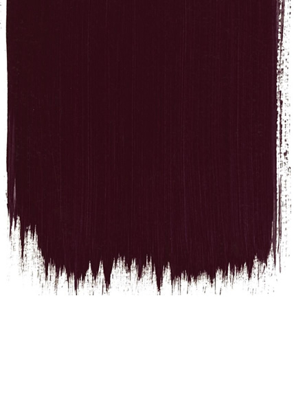 Färg i burgundy