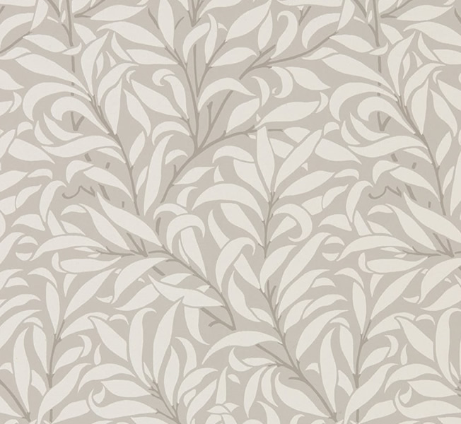 Beige tapet - Pure Willow Bough - Från William Morris