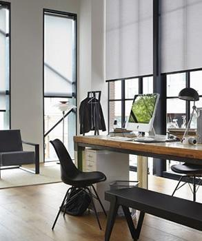 Solskydd till kontor - inredare i Göteborg