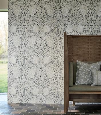 William Morris & Co tapeten Pimpernel ur Pure North