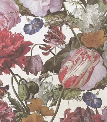 Blommig tapet - Masterpiece - Från Intrade