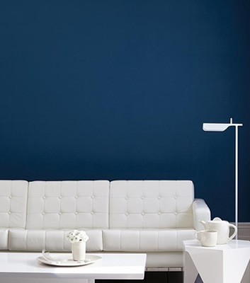Blå färg - Royal Navy 257 - Från Little Greene