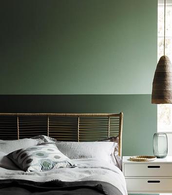 Grön färg - Ambleside 304 - Från Little Greene