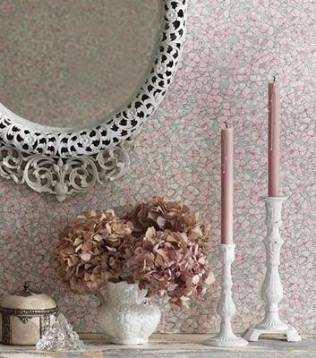 Småblommiga tapeter - Bowhill - Från Nina Campbell