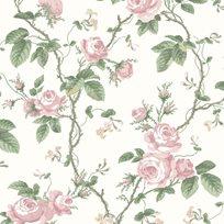Boråstapeter French Roses Tapet