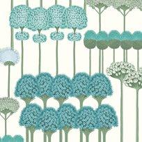 Cole & Son Allium Tapet