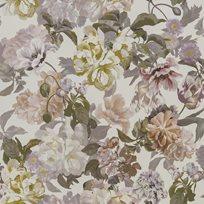 Designers Guild Delft flower Linen Tapet