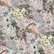 Designers Guild Delft flower Grande Tuberose Tapet