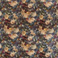 Baker Royal Garden Sapphire Tyg
