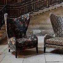 Baker Royal Garden Jewel Tyg