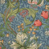 William Morris & co Golden Lily Tyg
