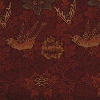 William Morris & co Bird & Anemone Tyg