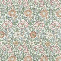 William Morris & co Pink & Rose Tyg