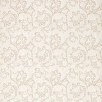 William Morris Pure Bachelors Button Embroidery