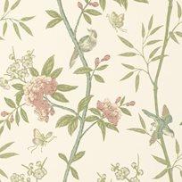 Baker Peony & Blossom Vintage Tapet