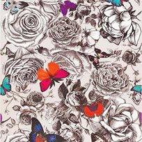 Osborne & Little Butterfly Garden Tapet