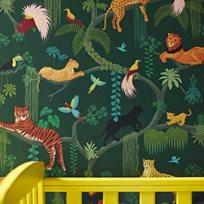 Renn Designs Big Cats Tapet