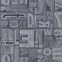 Ralph Lauren Copeley Letterpress Zinc
