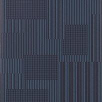 Ralph Lauren Rivington Patchwork Indigo Tapet
