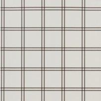 Ralph Lauren Shipley Windowpane Chocolate Tapet