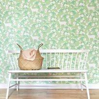Majvillan Apple Garden Tapet