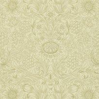 William Morris & co Sunflower Etch Tapet
