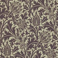 William Morris & co Thistle