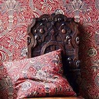 William Morris & co Indian Tapet